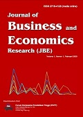 JOURNAL OF BUSINESS AND ECONOMICS RESEARCH (JBE)