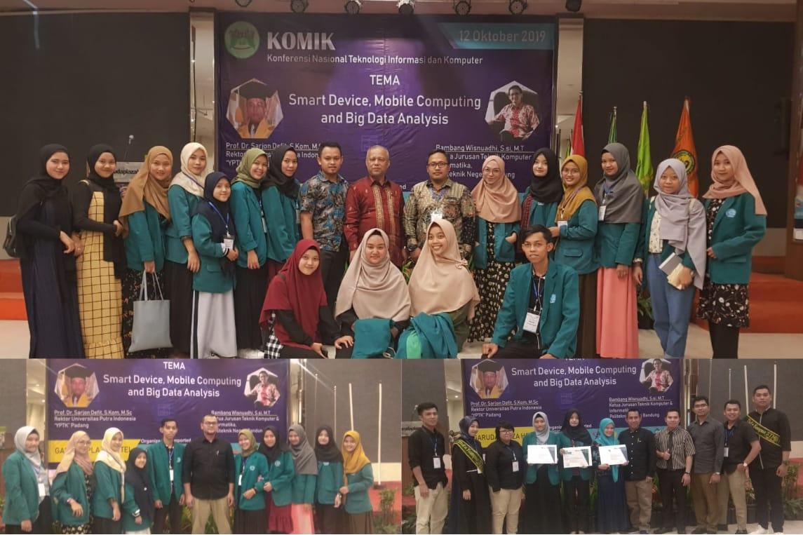 Seminar Nasional Menjadi Life Style Bagi Mahasiswa I Stikom