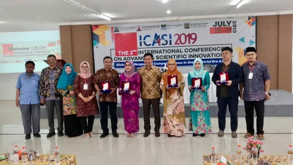 The 2nd International Conference On Advance And Scientific Innovation (ICASI) Sukses digelar di Politeknik Kutaraja